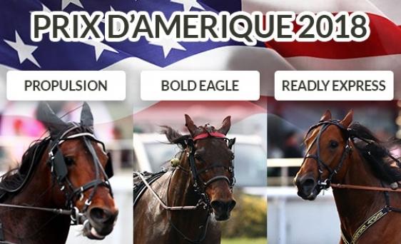Readly Express remporte le Grand Prix d'Amérique